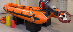 Zodic rescu boat